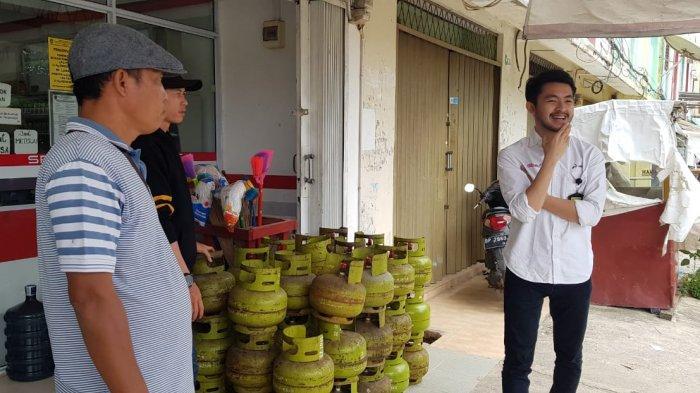 Pertamina Sidak Gas Elpiji di Pangkalan Batam, Ada Pembeli Ketakutan, Kok Bisa?