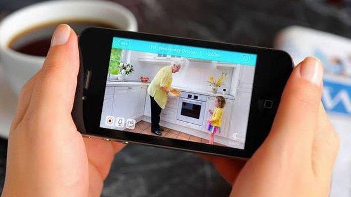 Cara Mudah Ubah Smartphone Jadul Jadi Kamera CCTV