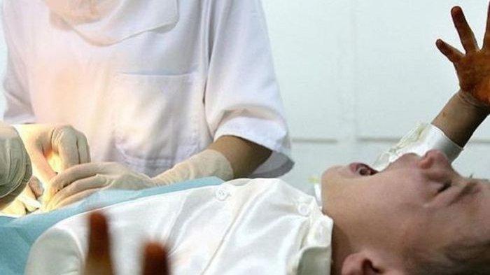 Seorang Bocah Disunat Secara Ghoib Saat Tidur Siang, Dokter Berikan Penjelasan