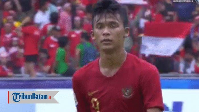 Babak I Perempat Final AFC U16 Indonesia 1-0 Australia. Gol Sutan Zico & Sejumlah Peluang Gol