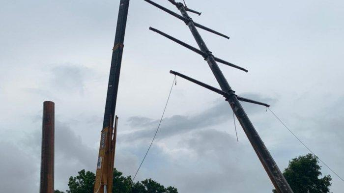 Pembangunan SUTT 150 kV Untuk Penuhi Kebutuhan Listrik Di Batam