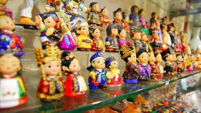 Cocok Untuk Oleh-oleh, Ini 8 Suvenir Lucu dan Murah di Korea Selatan Beserta Harga