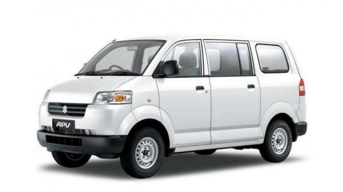 Ramah Kantong, Harga Mobil Bekas Suzuki APV Termurah Rp 50 Jutaan