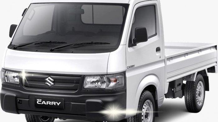 Suzuki Carry New Pick Up Jadi Mobil Terlaris di Indonesia, Kini Dilengkapi Alat Pemadam Api