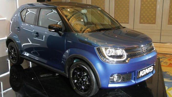 Harga Mobil Bekas Suzuki Ignis Termurah Rp 105 Juta, Cek Daftar Harga Lainnya di Sini