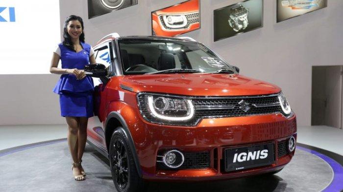 Kian Terjangkau, Daftar Harga Mobil bekas Suzuki Ignis Periode Maret 2021