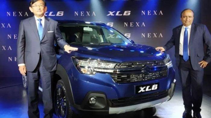 New Ertiga Versi Crossover, Namanya Suzuki XL6, Lihat Penampakannya