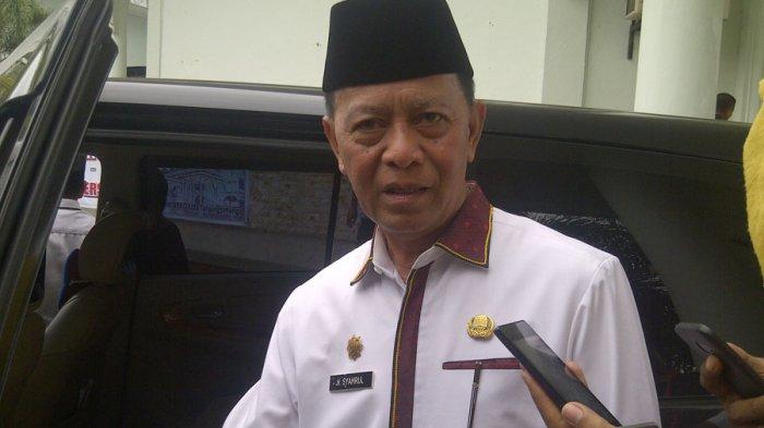 Pemkot Tanjungpinang Sediakan Bus Angkut Warga di Open House Walikota Syahrul