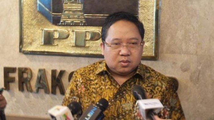 Wakil Ketua Fraksi PPP di DPR Syaifullah Tamliha