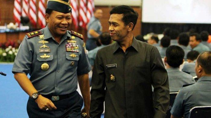 Disebut-sebut Calon Menhan,Jenderal Negosiator Perdamaian Inidi Kabinet Jokowi II