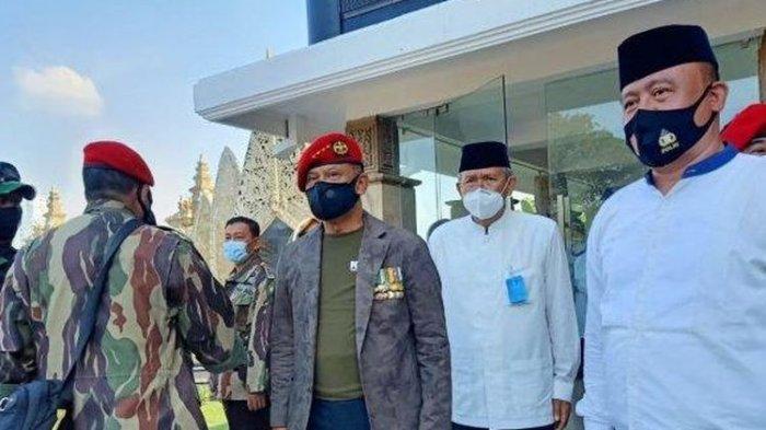 Mantan Panglima TNI Jenderal Gatot Kembali jadi Sorotan, Ajak Buruh Tolak Omnibus Law