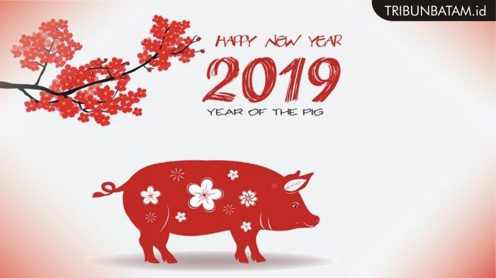 Daftar Ucapan Happy Chinese New Year 2570/ Imlek 2019 Selain Gong Xi Fa Cai Beserta Maknanya