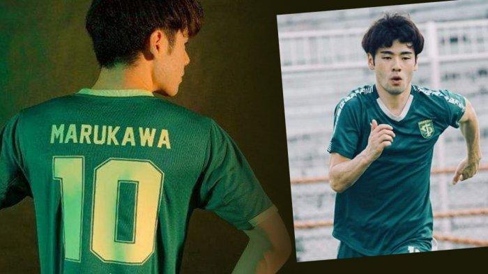 Kesan Taisei Marukawa Setelah Latihan Perdana Bersama Persebaya: Saya Suka Tim Ini, Sangat Cepat