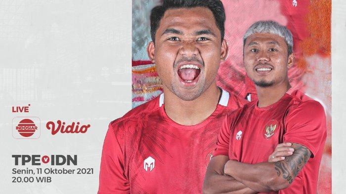 Timnas Indonesia vs Taiwan Kick Off 20.00 WIB, Asnawi Mangkualam Pulih, Siap Main!