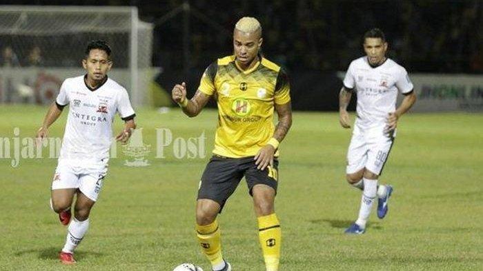 Klasemen Liga 1 2019 - Taklukkan Tuan Rumah Barito Putera, Madura United Kokoh di Puncak Klasemen