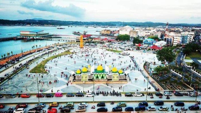 Taman Gurindam 12 di Tanjungpinang Tersedia Fasilitas Wahana Bermain Anak hingga Aneka Kuliner