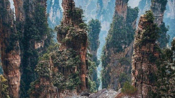 Seperti Bermain Film, Ini 10 Destinasi Wisata di China yang Menjadi Lokasi Syuting