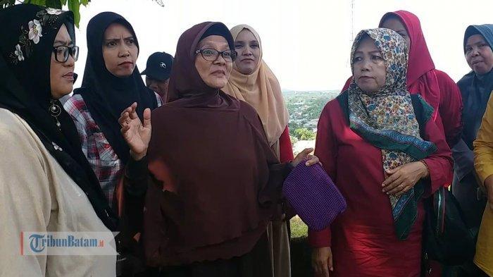Jumlah Suara Caleg Berkurang, Emak2 Sahabat Caleg Haji Amran di Kijang Gelar Yasinan, Ini Harapannya