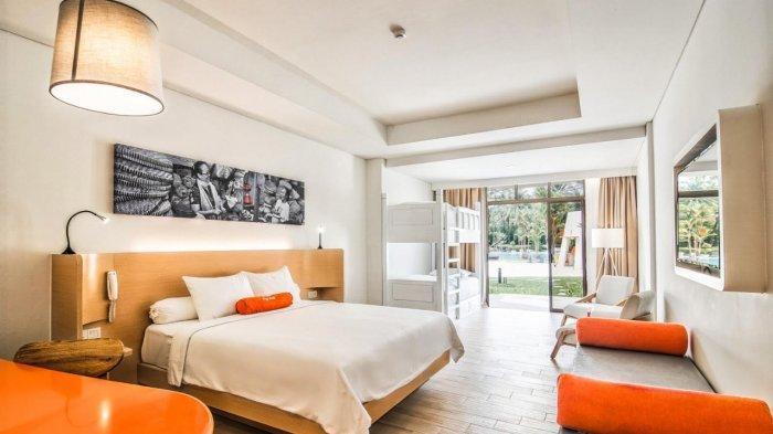Pelayanan Bintang Harga Tak Bikin Bolong Kantong, Lihat Keunggulan Harris Resort Waterfront Batam
