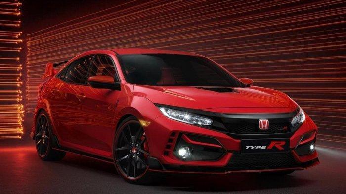 Tampilan New Honda Civic Type R, Body Makin Sporty, Fitur Kian Canggih