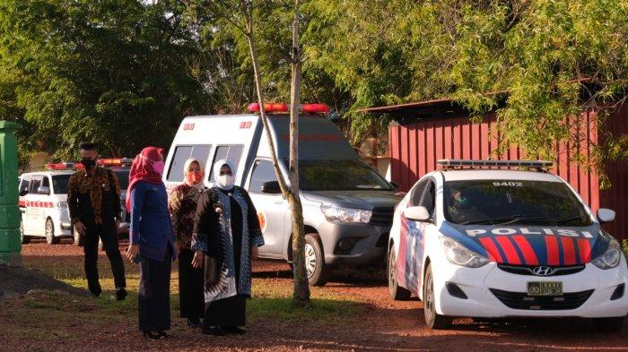 Vaksinasi Corona di Tanjungpinang, Stok Vaksin Moderna Tinggal 56 Vial
