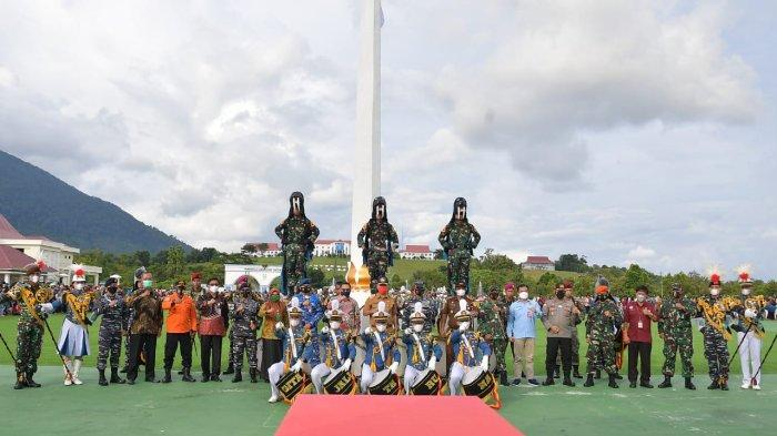 Natuna Kedatangan Taruna Akademi Angkatan Laut, Bupati Yakin Dongkrak Pariwisata