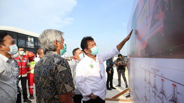 Kepala BP Batam Sampaikan Tiga Prioritas Pembangunan Batam