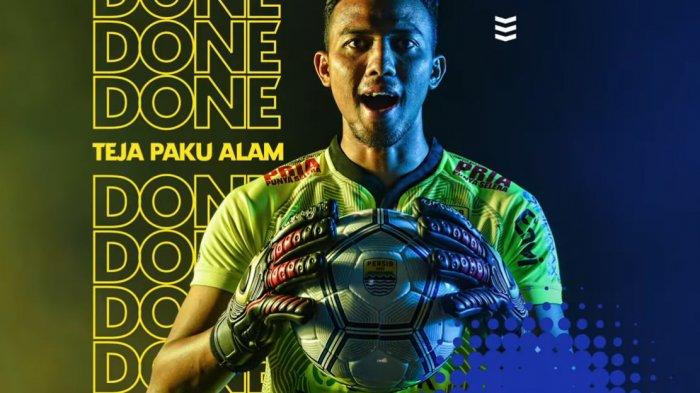 Berita Persib vs Bhayangkara FC, Teja Paku Alam Siap Redam Ketajaman Ezechiel N'Douassel
