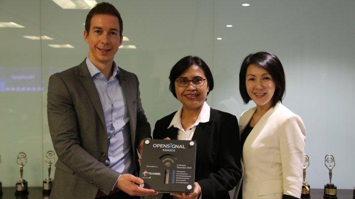 Telkomsel Raih 6 Penghargaan dari Opensignal, Tegaskan Komitmen Jadi yang Terdepan