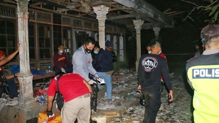 Nadhif Tewas Gegara Mercon Racikan di Malam Takbiran, Kondisi Rumah Berantakan
