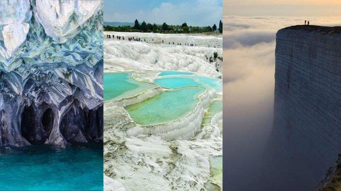 8 Tempat Wisata yang Harus Kamu Kunjungi Jika Bepergian ke Luar Negeri. Keren Abis!