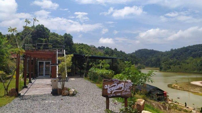 Tenang Coffe and Resto, Tempat Nongkrong di Hutan Wisata Mukakuning Batam