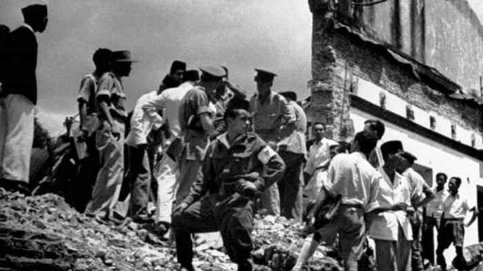 Mengenang Pertempuran Surabaya, Bukti Kegigihan Rakyat Pertahankan Kemerdekaan