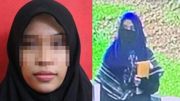 Identitas ZA Terbongkar! Perempuan Terduga Teroris Serang Mabes Polri, Beredar Kartu Klub Menembak
