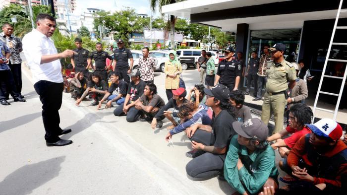Polsek Bintan Utara Sudah 10 Kali Pulangkan Anak Punk dari Tanjunguban ke Batam dan Kota Lain