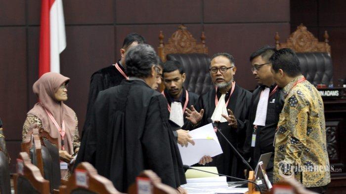 Tim Kuasa Hukum Jokowi-Maruf: Jangan Membuat 'Framing' Ada Teror Terhadap Saksi di MK
