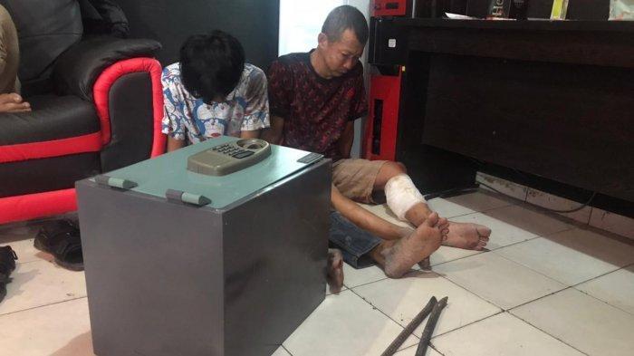 Tersangka Pembobol Rumah Mewah di Batam Mabuk Berat, Kaget di Kantor Polisi saat Sadar