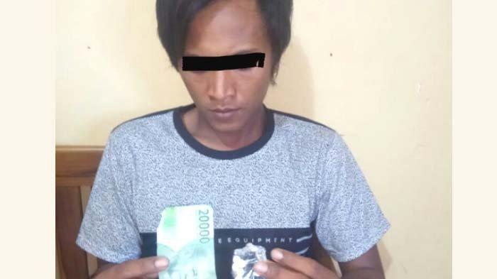 Polisi Tangkap Pria Saat Edarkan Pil Koplo, Ketahuan Karena Gerak-geriknya Mencurigakan