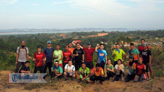 Event Lari BP Batam Montigo Trail Run 2018, Populerkan Nongsa ke Tingkat Dunia