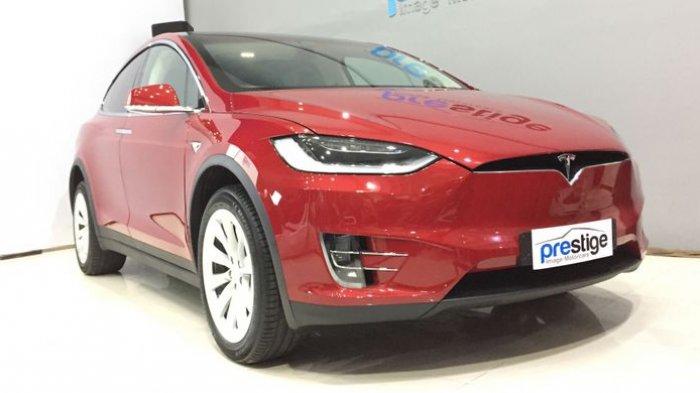 Era Kendaraan Listrik, Tesla Model 3  Akan Dijual di Indonesia