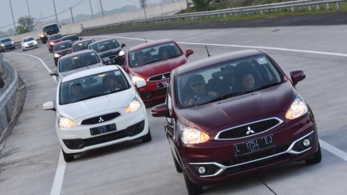 Daftar Harga Mobil Bekas City Car, Ada Mitsubishi Mirage hingga Daihatsu Sirion