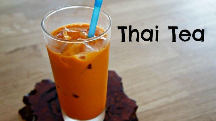 Ramai Penikmatnya di Indonesia, Ini Asal Usul Thai Tea yang Punya Banyak Manfaat