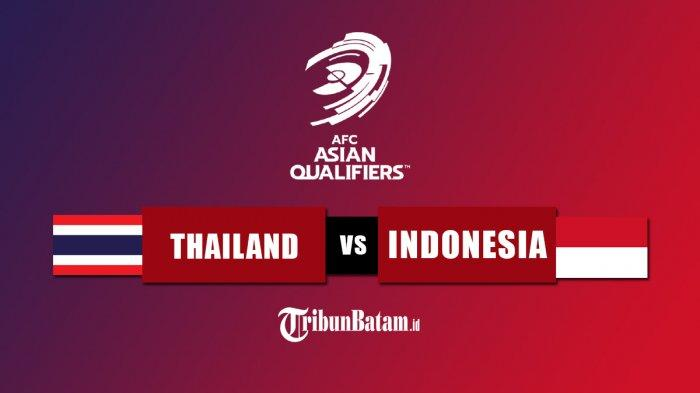 Timnas Indonesia vs Thailand Kick Off 23.45 WIB Live SCTV, Evan Dimas: Harus Menang Demi Harga Diri