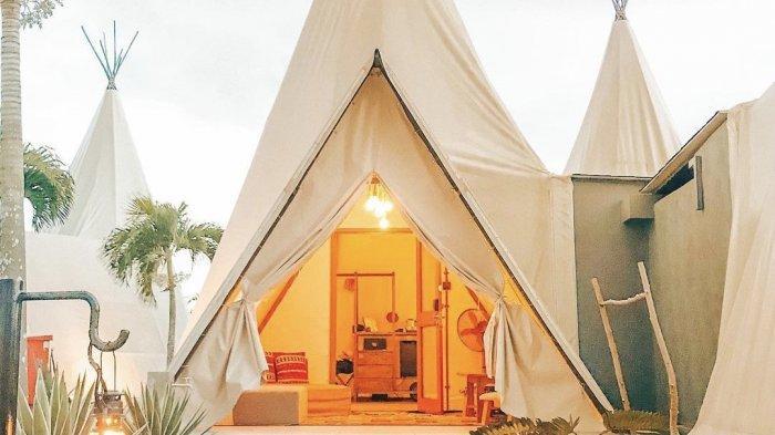 Promo The Anmon Resort Lewat Traveilov, Nikmati Sensasi Menginap di Teepee Berkelas di Bintan