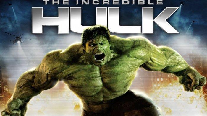 Sinopsis dan Trailer Film The Incredible Hulk, Kamis (28/5) Pukul 22.00 WIB di Big Movies GTV
