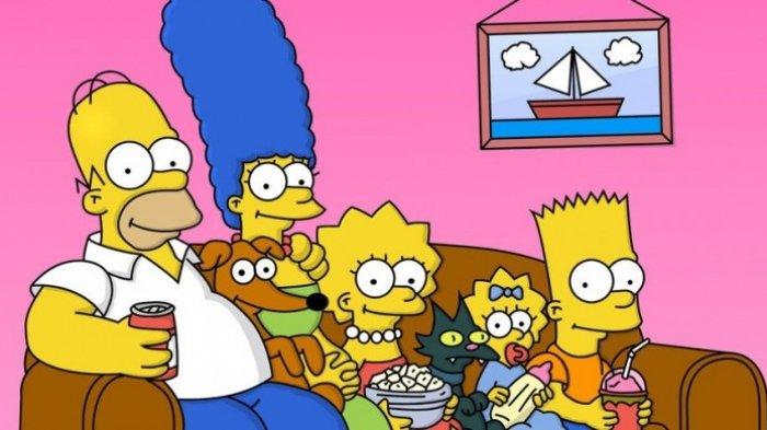 Tepat Ramalkan Olimpiade Musim Dingin, Kartun The Simpsons Ramalkan Negara Ini Juara Piala Dunia!