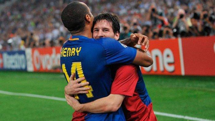 Satu Pemain Ini yang Bikin Lionel Messi Tak Berani Menatapnya