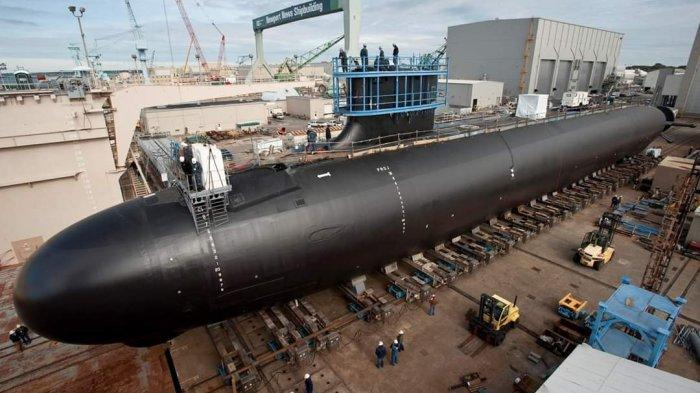 Daftar Harga 6 Kelas Kapal Selam, Termurah Rp 4,7 Triliun, Vanguard Dibanderol Rp 75 Triliun