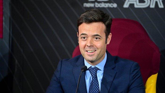 Tiago Pinto, Direktur AS Roma yang mengurus transfer pemain