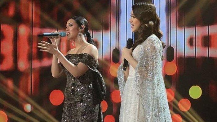 Raisa Mengaku Takut Nyanyi di Depan Juri Indonesian Idol, Akhirnya Tiara Duet Bareng Idola
